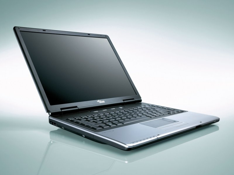 Fujitsu siemens support notebook