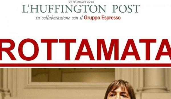 Huffington Post: debutto ufficiale della versione italiana
