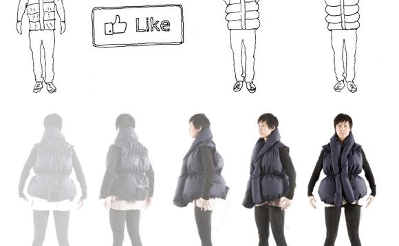 Like-a-hug, un abbraccio per ogni Like su Facebook