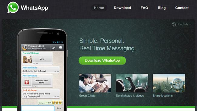 Whatsapp e la bufala del servizio a pagamento