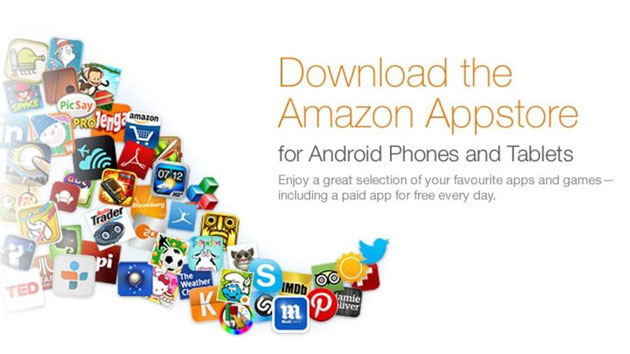 Amazon allarga i confini dell'App Store
