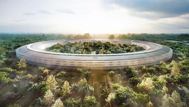 Apple Campus rinviato a metà 2016