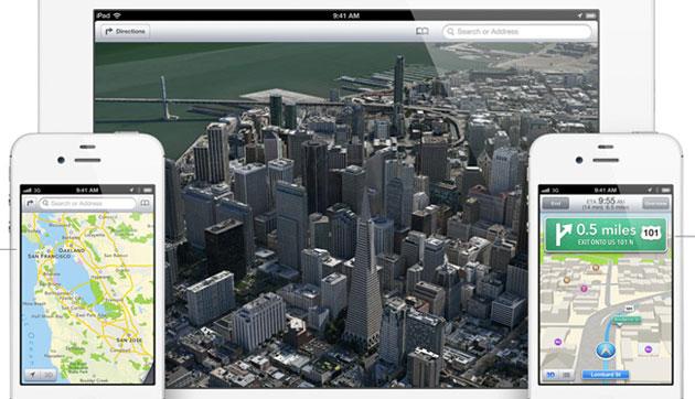 Apple pronto al contrattacco su Maps