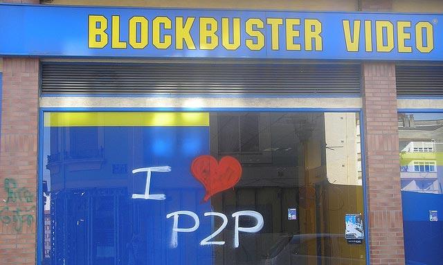 La SIAE americana condivide film via P2P