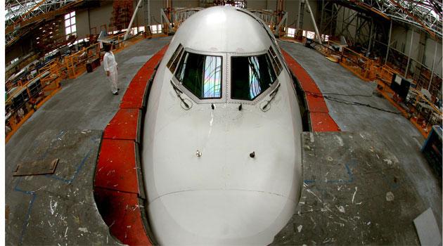 L'olio da cucina esausto fa volare i Boeing