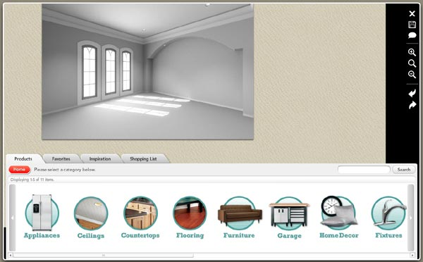 arredare casa online con designmyroom