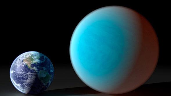 Cancri 55 e: il pianeta di diamante