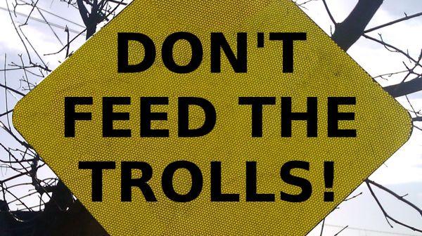 Troll è chi il troll fa!