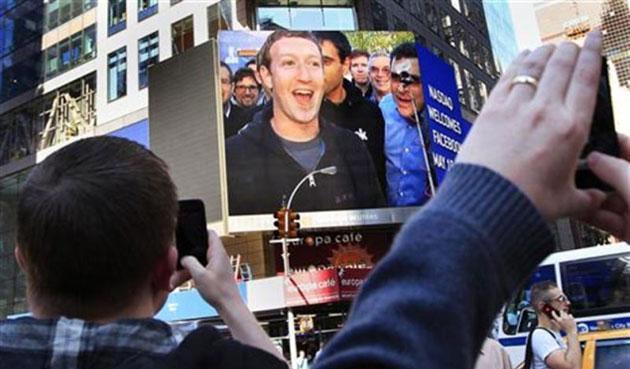 Facebook ha raggiunto il miliardo di utenti