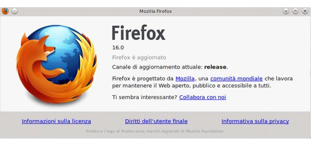 Firefox 16 con nuovi tool per sviluppatori