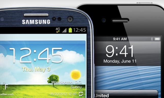 Samsung Galaxy S3 più venduto dell'iPhone