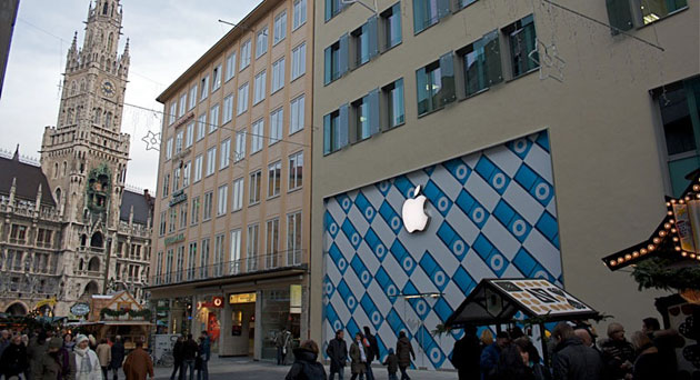 Germania, vittoria Apple su Motorola
