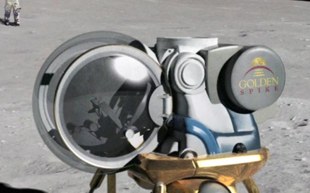 2020: ,5 miliardi per un viaggio sulla luna