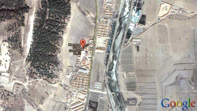 Google Maps mostra Gulag e reattori nucleari nella Corea del Nord