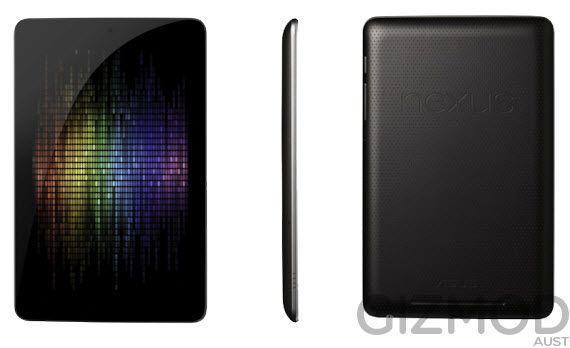 Google Nexus 7: trapelano in Rete le prime immagini del ...