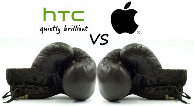 Apple e HTC fanno pace