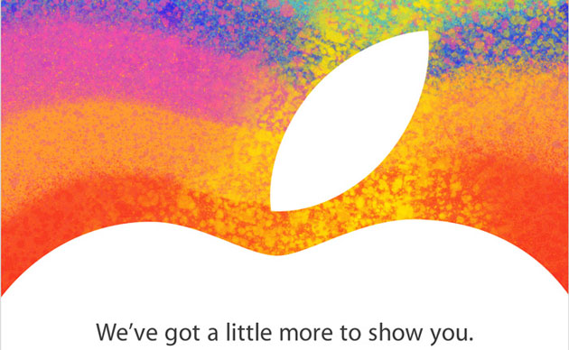 Apple presenterà l'iPad mini il 23 Ottobre