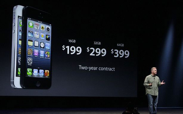 Apple iPhone 5 esaurito: 2 milioni venduti in 60 minuti