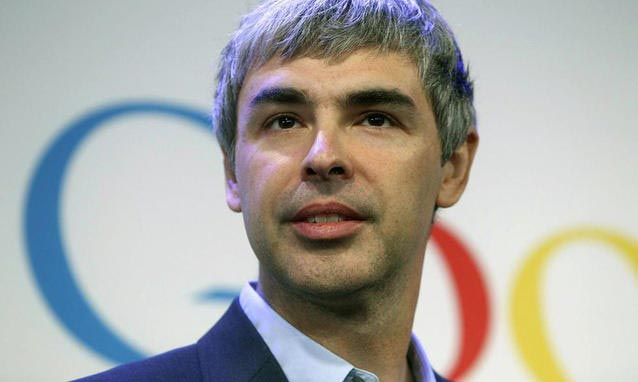 Larry Page contro Facebook