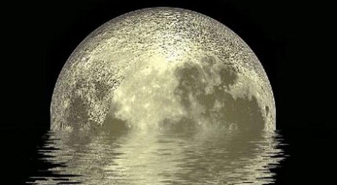 Confermata la presenza d'acqua sulla Luna