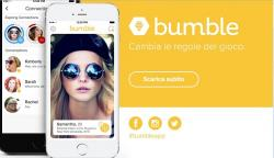 Bumble, il social per le single