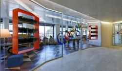 L'iride, la nuova password per Google