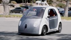 L'auto si guida da sola con Google e il Ride Sharing
