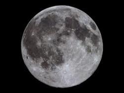 E la Luna esplode