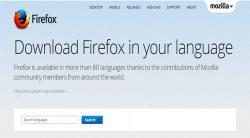 Mozilla Firefox si rifà il look con la versione 29