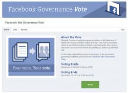 Facebook, votate per la vostra privacy