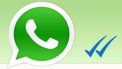 Whatsapp, arriva la 'spunta' blu