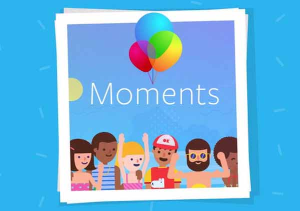 Moments, l'app per i volti by Facebook