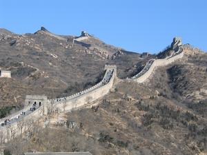 Grande Muraglia: utenti di Facebook e Twitter in aumento in Cina