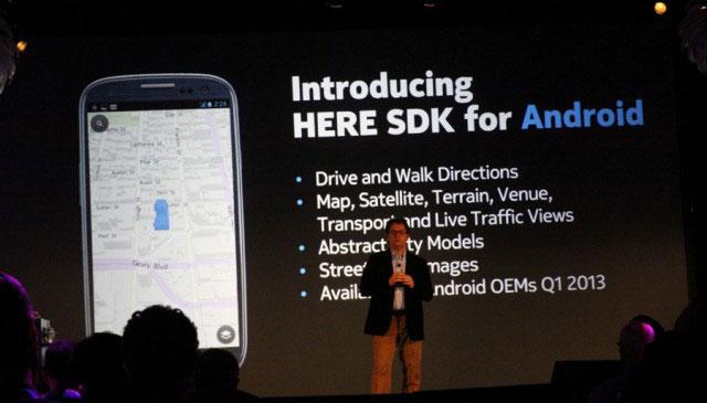 Here: ecco le nuove mappe di Nokia