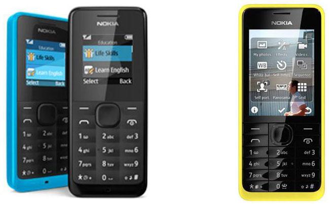 Nokia: nuovo cellulare da €15