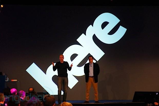 Nokia Here, va sul cloud e tutti i sistemi operativi