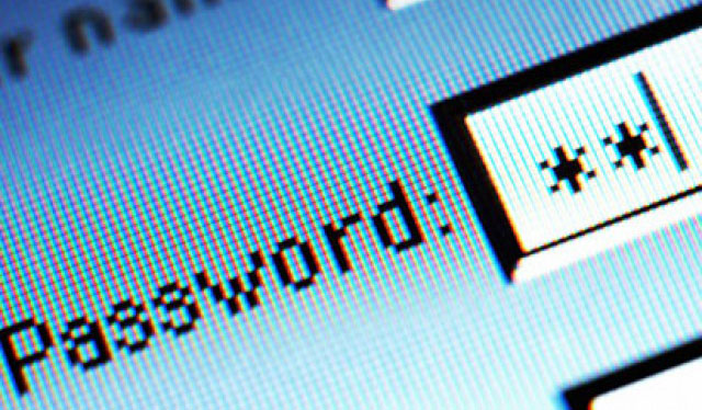 Le 25 peggiori password del 2012
