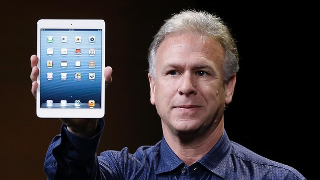 Phil Schiller smentisce l'iPhone mini