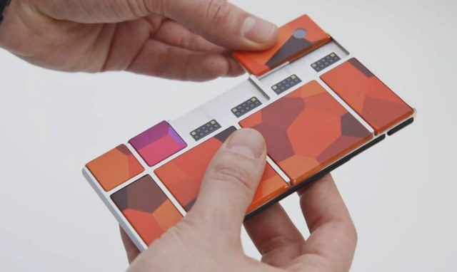 Ara, il progetto di Google per lo smartphone modulare fai-da-te
