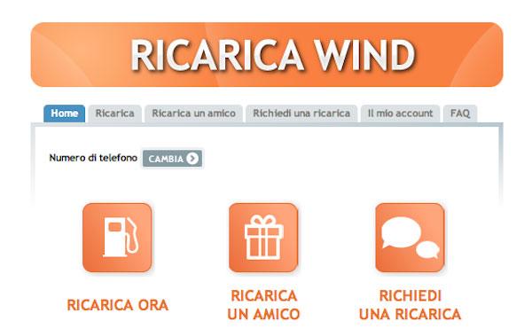 Wind lancia il servizio di Ricarica da Facebook