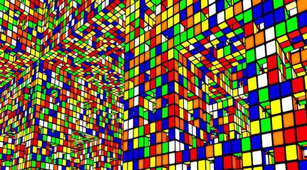Rubik compie 40 anni