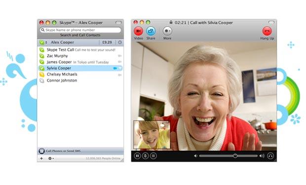Skype: Video chiamate gratuite fino a 10 utenti