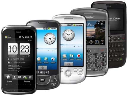 Rapporto vendite smartphone: In calo i nuovi utenti