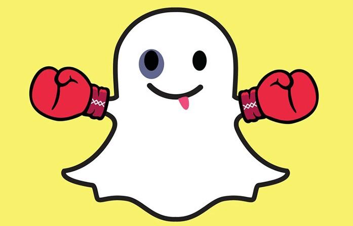 Snapchat Vs Facebook, piccole chat crescono