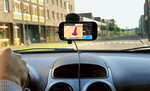 TomTom app disponibile per tutti i dispositivi Android