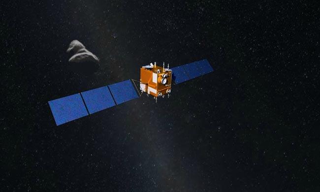 Toutatis, l'asteroide che ci passerà vicino vicino...