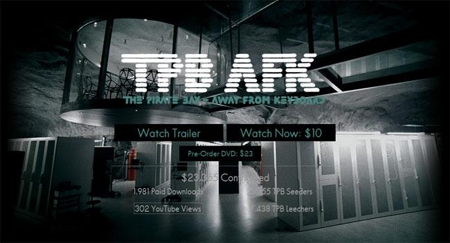 TPB:AFK, disponible al download il documentario su The Pirate Bay