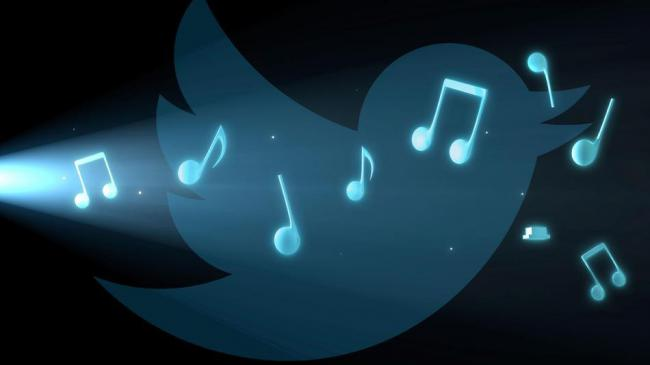 Twitter: pronta app per la musica in streaming con SoundCloud