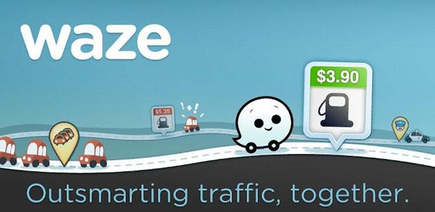Risparmia sul carburante con Waze