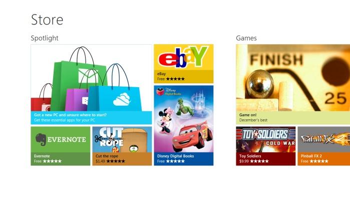 Raggiunto il traguardo delle 50000 app sul Windows Store